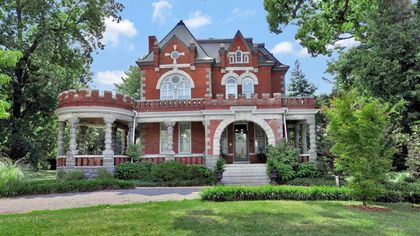 Architectural Rarity: Romanesque Revival in Virginia Is Listed for $995K
