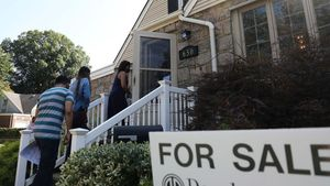 U.S. Existing-Home Sales Continued to Climb in August