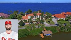 All-Star Reliever Pat Neshek Buys Waterfront Mansion in Florida