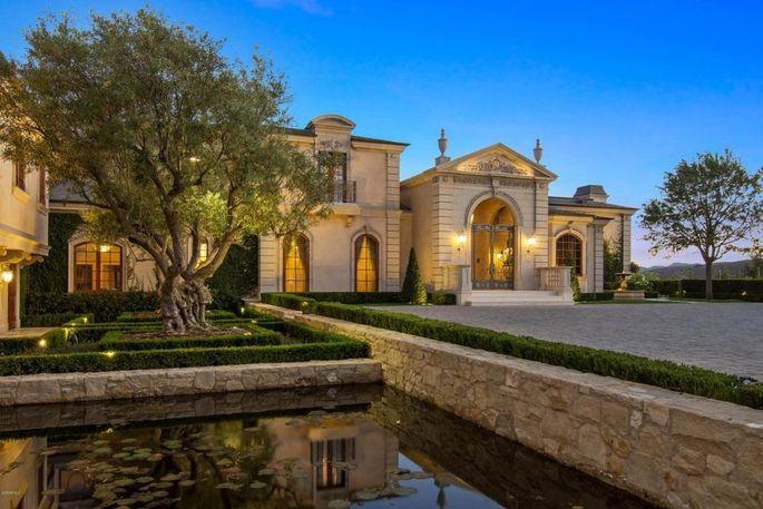 $85 million mansion