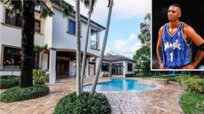 Penny Hardaway's Fab Florida Mansion Is Anything But Lil'