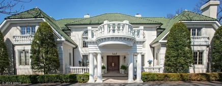 Mansion of Late Ravens' Owner Art Modell Lists for Sale