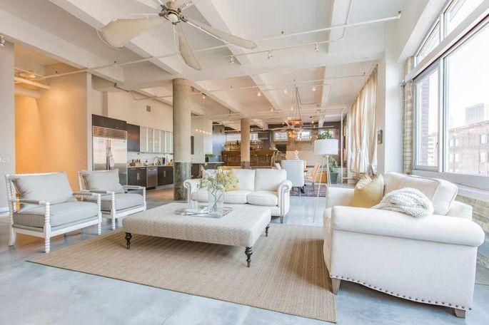 Ricky Rubio's penthouse in Minneapolis