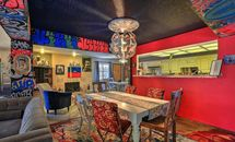Priced at $900K, Albuquerque's Art House Is a Wild Explosion of Color