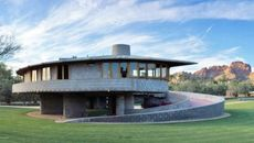 This Frank Lloyd Wright 'Spiral House' Is Cool, but Contains a Nasty Surprise