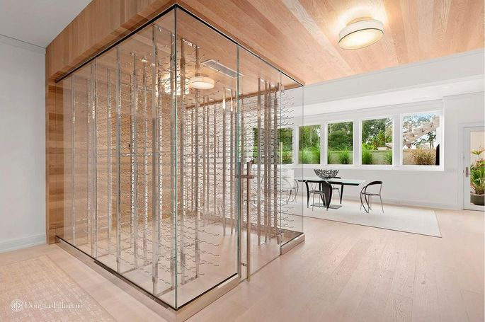 State-of-the-art wine cellar