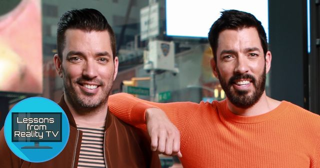 The Property Brothers' Best Home Office Designs Ever—Including Drew's Den