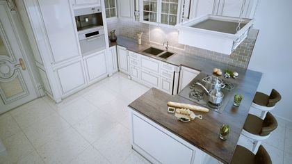 5 Kitchen Design Layouts That Can Actually Change Your Life
