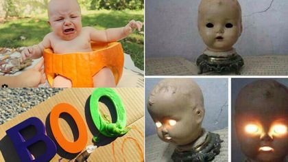 Pinterest Fails, Halloween Edition: 12 Scary Crafts to Never Try at Home