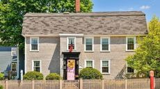 Bewitching Colonial in Salem, MA, From 1680 Is the Week's Oldest Listing