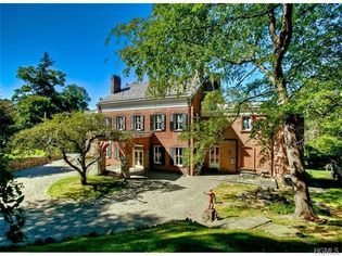 Woodcliff Manor: The Hudson Valley Home of the Morgan Family