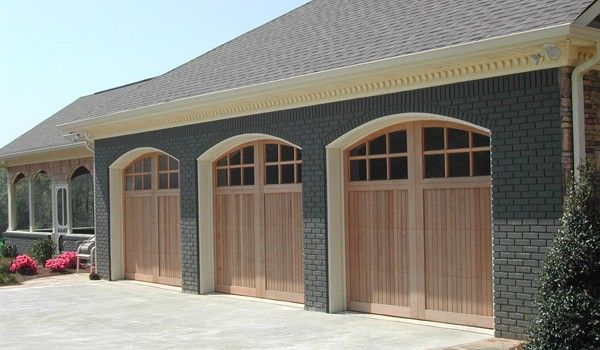 Wayne Dalton Wood Garage Door