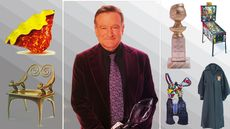 A Unique Glimpse of Robin Williams' Fave Things: 8 Items From His Home That Say So Much