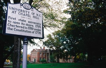 Escape From New York—Go to Chapel Hill!
