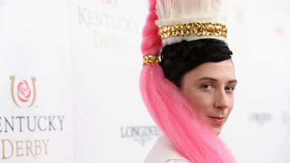 Johnny Weir Tells Us What He Wants in a Dream Home, and It's So Not What We Expected