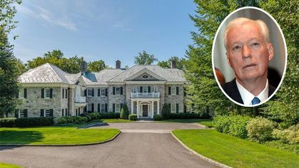 Ex-Gillette CEO James Kilts Shaves Asking Price of Greenwich Estate
