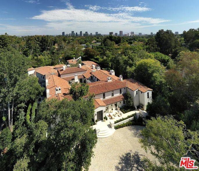 The Bellagio Estate in Los Angeles