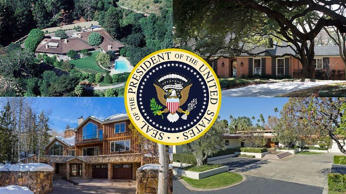Where Do Former Presidents Wind Up Calling Home Realtor Com