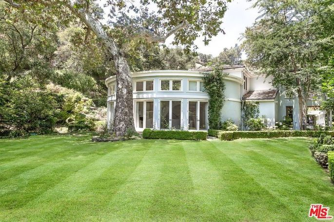 Serena Williams' Bel Air home