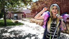 Pop Star Avril Lavigne Purchases Modern Oceanfront Home in Malibu
