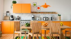 Neutral No More! 8 Cheap and Easy Ways to Add Color Back Into Your Kitchen