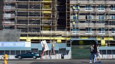 California Housing Crunch Prompts Push to Allow Building