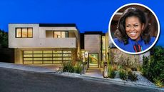 Michelle Obama Stays Over at the SoCal 'Shark House'—Will It Be Her Hollywood Home?