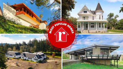 Home School! A Huge Converted Schoolhouse Is the Week's Most Popular Home