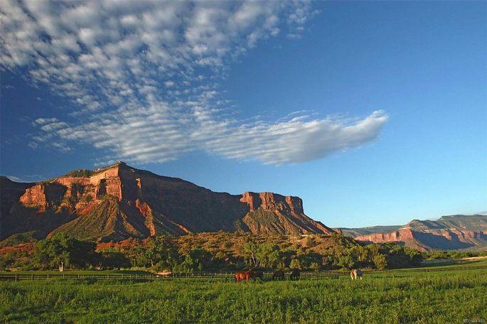 John Hendricks' massive Colorado ranch