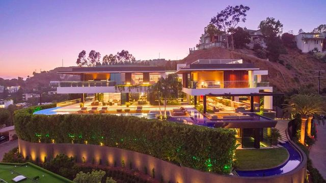 $43.9M Mansion Featured on 'Selling Sunset' Is the Week's Most Expensive New Listing