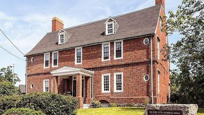 Solid as a Rock, America's Oldest Brick House Has Been Standing Since 1680