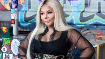 Lil' Kim's New Jersey Mansion Up for Auction With a Starting Bid of $100