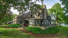 Listed for $6M, 'Faraway' in Maine Is a Marvelous Retreat From the Madding World