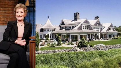 Judge Judy Snags Significant Discount on Luxurious Newport Estate