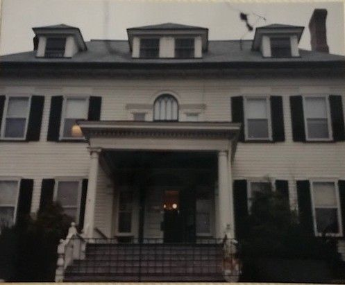 The original List home burned down in a mysterious fire after the List murders.