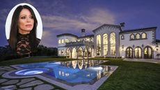 Ex-'Real Housewives of Beverly Hills' Star Carlton Gebbia Lists Gothic Mansion for $22M