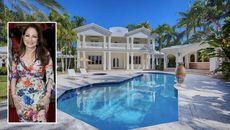 Singer Gloria Estefan Relists Her Harmonious Home on Star Island for $27.9M