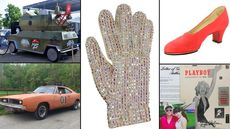 Crystal Glove, Anyone? Pieces of Entertainment History Go Up for Auction