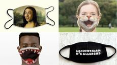 10 Ridiculous Face Masks That Made Us LOL (and Where To Buy Them)