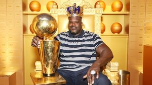 Shaquille O'Neal Selling $28M Florida Megamansion He Bought 25 Years Ago