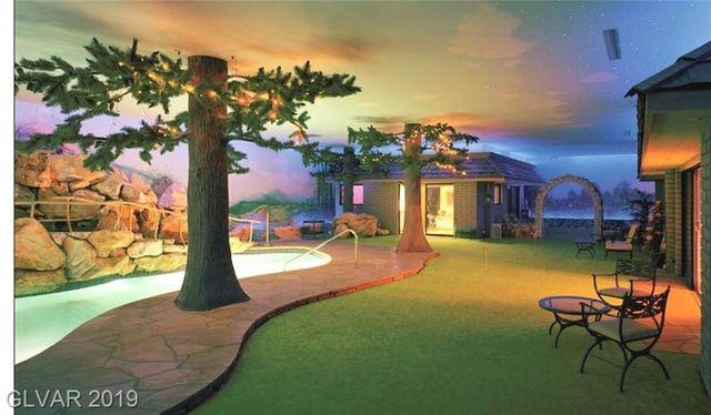 Underground house in Las Vegas NV