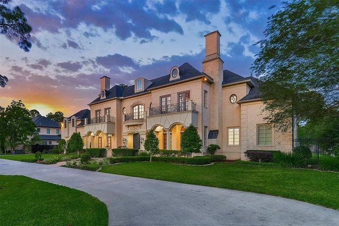 The Houston home of Steve Francis