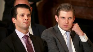 Donald Trump Jr. and Eric Trump Reportedly Purchase Their Aunt's Palm Beach Mansion