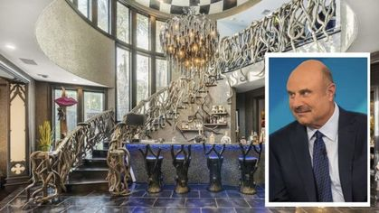 Dr. Phil Lists Bonkers Beverly Hills Mansion for $5.75M