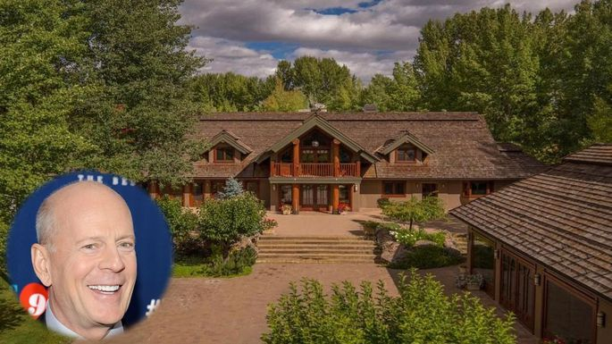 Excellent Why Hasnt Anyone Bought Bruce Willis Idaho Ranch Download Free Architecture Designs Grimeyleaguecom