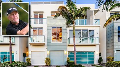Pro Golfer Jeff Sluman Sells Delightful Delray Beach Townhouse for $3.65M