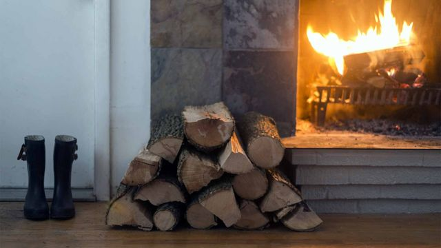 It's Lit! 6 Tips for Maintaining a Wood-Burning Fireplace