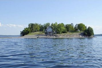 This Is Not a Typo: Fish Bladder Island Lists for $1.85M (PHOTOS)