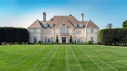 Classic $5M Firestone Estate From 1927 Hopes to Rev Up a Buyer in Akron