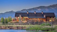 $40M Cakebread Ranch Is Wyoming's Most Expensive House